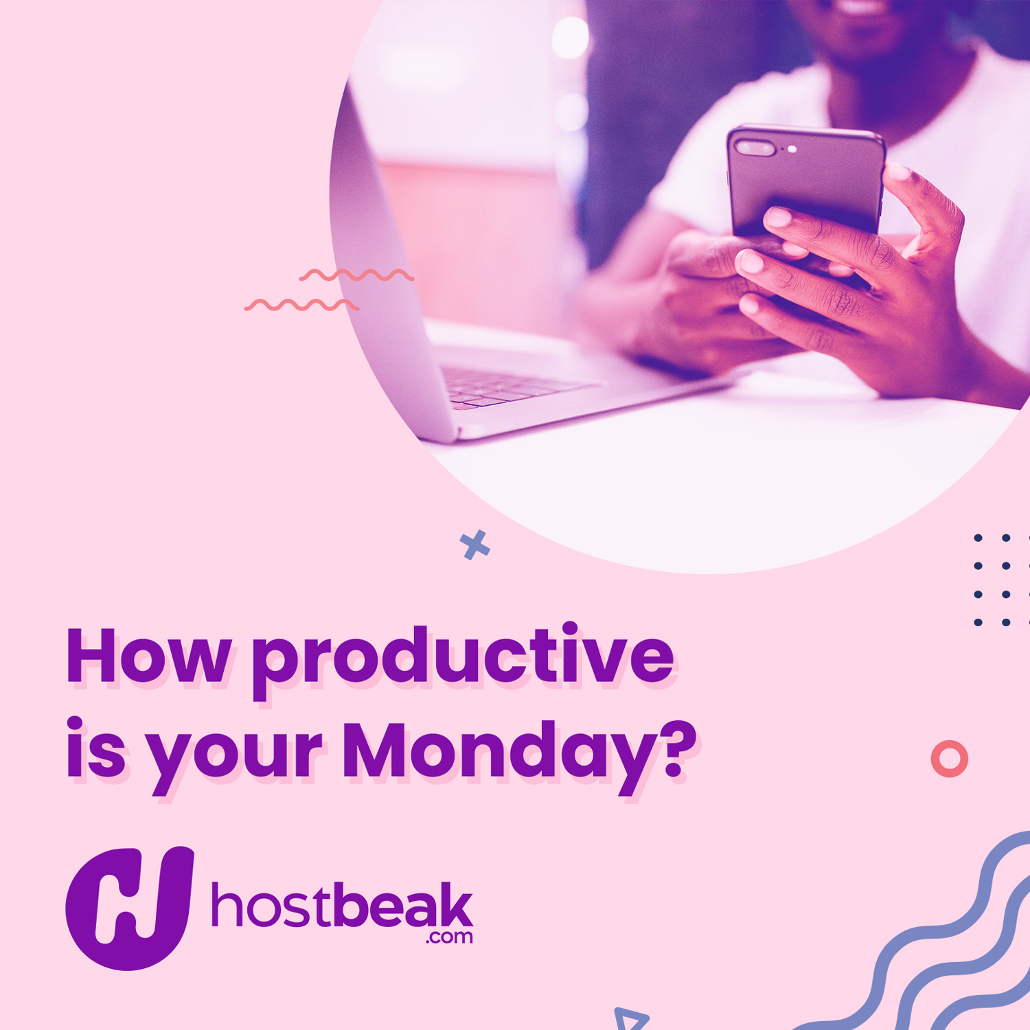 How Productive is your Monday